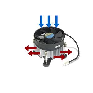 خنک کننده های هوایی