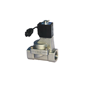 شیر کنترل جریان سری 2KS - Internally piloted and normally opened
