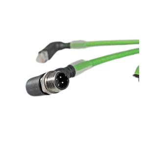 اتصالات برقی ، سری M8 و M12 ، CD - CC