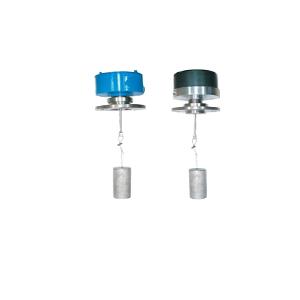 کنترلر سطح با مکانیزم جابجایی / برای مایع / فولاد ضد زنگ / ضد انفجار EDW_EDX_100