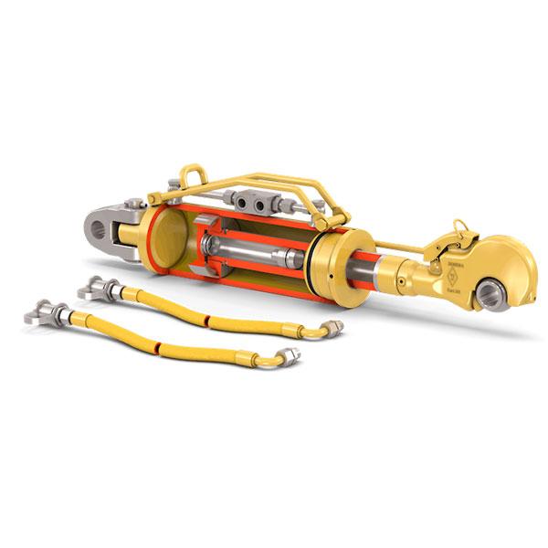 اجزای سیستم هیدرولیک